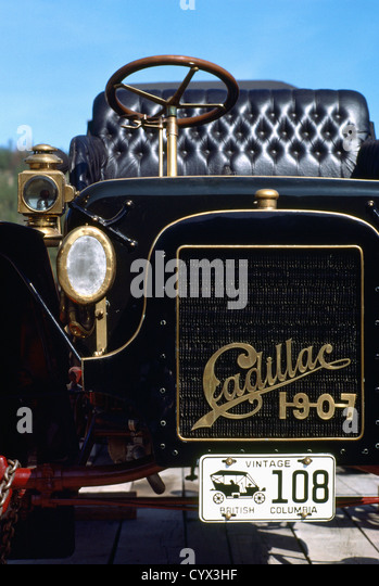 Vintage Automobile Front Center With One Headlight : Classic runabout stock photos