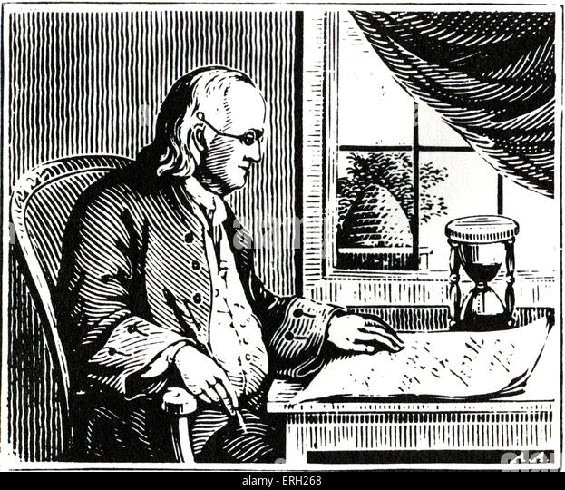 benjamin franklin in his autobiography essay Read this biographies essay and over 88,000 other research documents benjamin franklin benjamin franklin was a remarkably talented man he started his life as a printers apprentice, but.