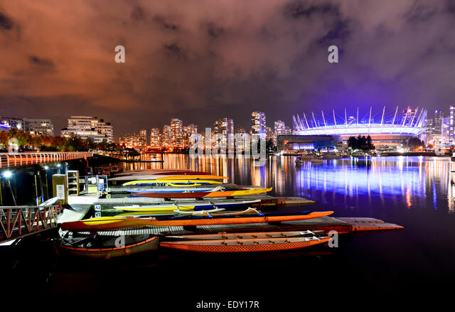 Beautiful Vancouver - Stock Image