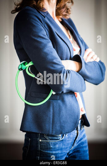 General practitioner. - Stock Image