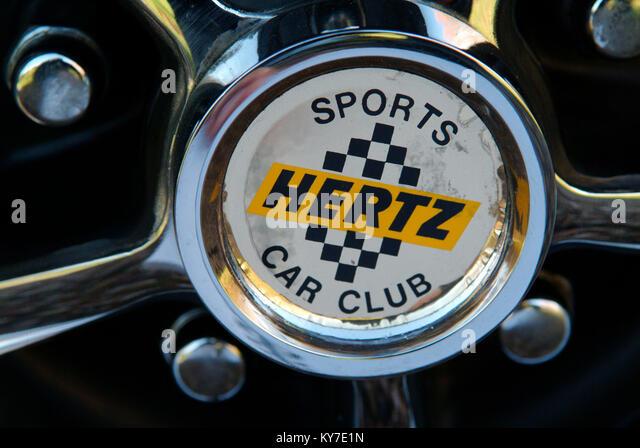 Hertz Rent A Car Stock Photos Amp Hertz Rent A Car Stock