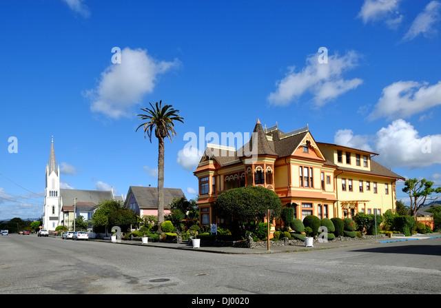 Ferndale California Stock Photos & Ferndale California ...