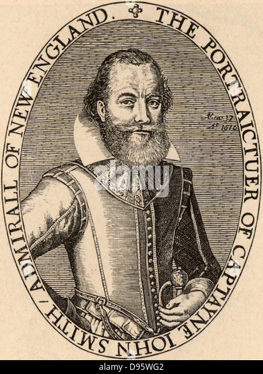 english people and john smith The first meeting of pocahontas and captain john smith is a legendary story,   his [powhatan's] people, but for wit, and spirit, the only nonpariel of his country.