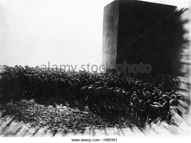 Metropolis - Stock Image