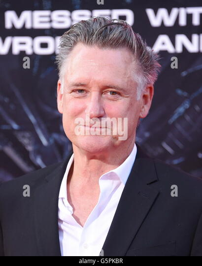 Hollywood, California. 20th June, 2016. HOLLYWOOD, CA - JUNE 20: Actor Bill Pullman arrives at the premiere of 20th - Stock Image