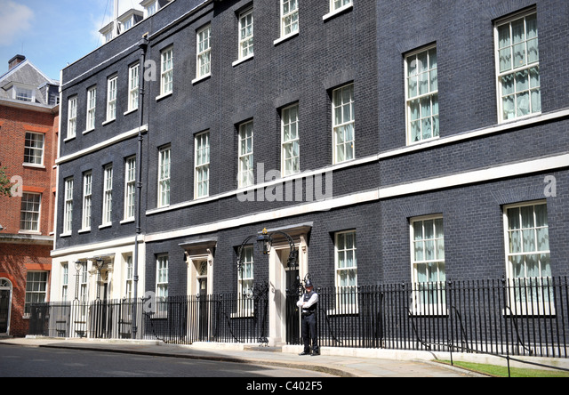 downing street stock photos downing street stock images alamy. Black Bedroom Furniture Sets. Home Design Ideas