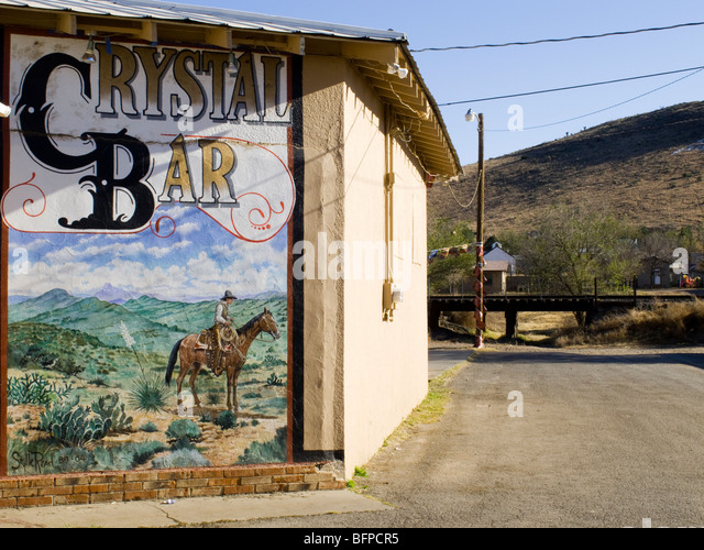 Texas bar stock photos texas bar stock images alamy for Commercial mural painting