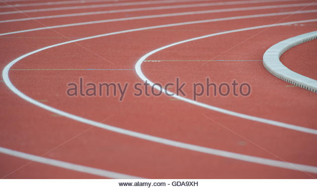 Amsterdam The Netherlands 8th July 2016. The Athletics European Championships Olympisch Stadion in Amsterdam. GV - Stock Image