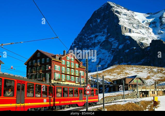 jungfrau railways stock photos jungfrau railways stock images alamy. Black Bedroom Furniture Sets. Home Design Ideas