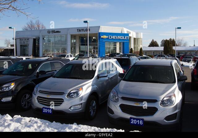 Th Western Car Dealership