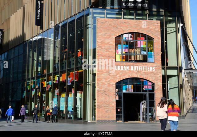 New york urban clothing stores