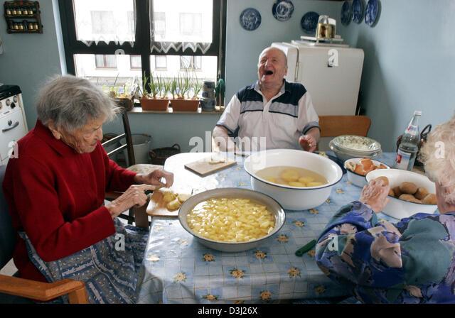 Barbara Smith Kitchen Table