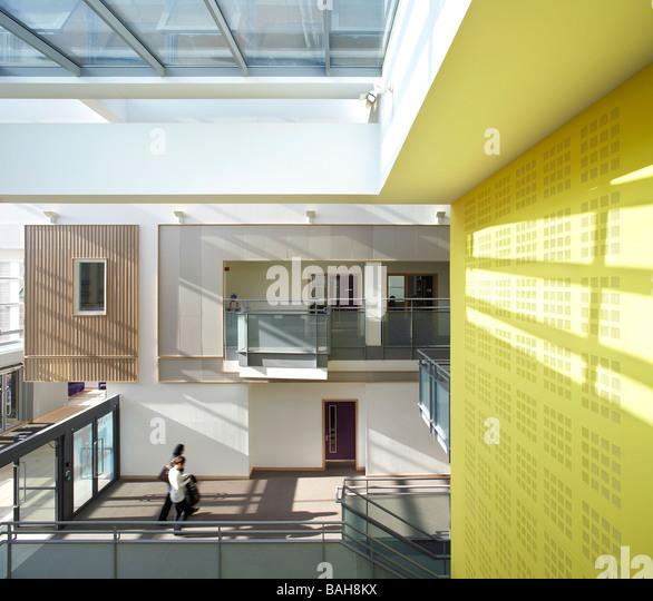 Paddington Academy, London, United Kingdom, Feilden Clegg Bradley Architects, Paddington academy. - Stock Image