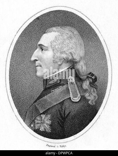 BENJAMIN RUMFORD - Stock Image