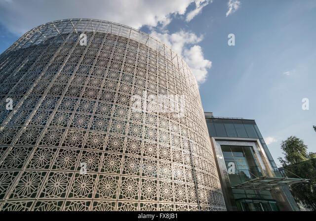 embassy Saudi Arabia Tiergarten Berlin - Stock Image