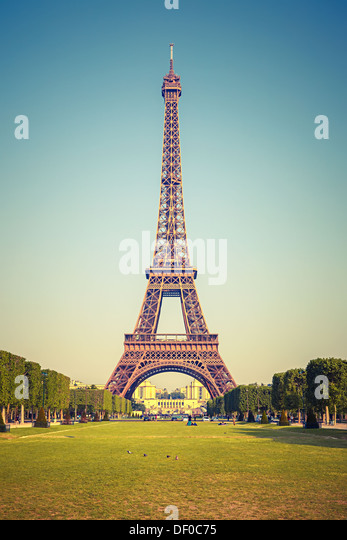 Eiffel Tower - Stock-Bilder