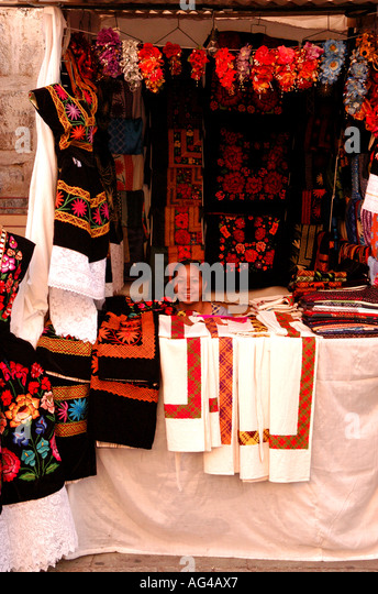 Mexican clothes store
