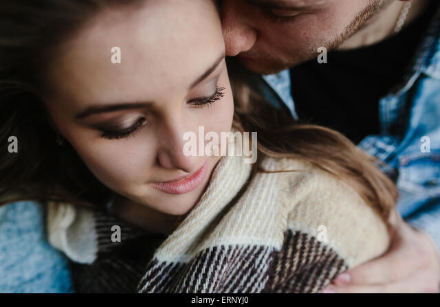 Young couple - Stock-Bilder