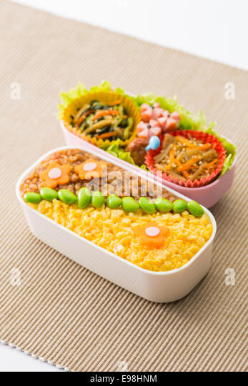 bento lunch stock photos bento lunch stock images alamy. Black Bedroom Furniture Sets. Home Design Ideas