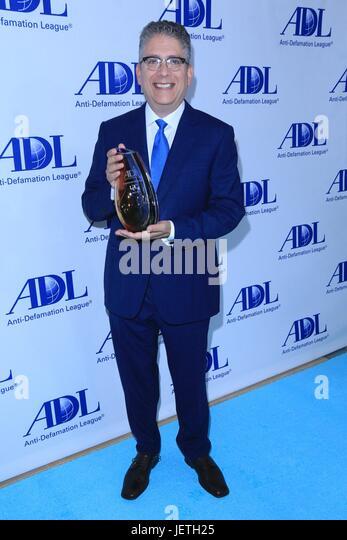 Anti-Defamation League entertainment industry dinner honoring Bill Prady - Arrivals  Featuring: Bill Prady Where: - Stock-Bilder