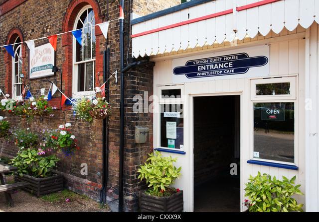 Tea Rooms Near Woodbridge