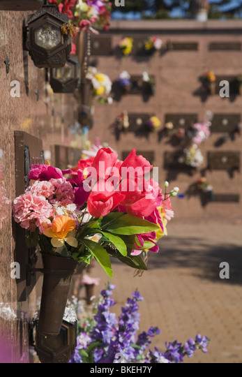 Floral arrangements stock photos