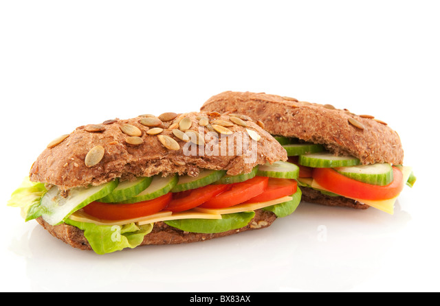 Cereals Wholemeal Stock Photos amp Cereals Wholemeal Stock  : healthy lunch with brown wholemeal bread rolls with cereals and vegetables bx83ax from www.alamy.com size 640 x 446 jpeg 54kB