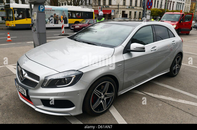 new model mercedes stock photos new model mercedes stock images alamy. Black Bedroom Furniture Sets. Home Design Ideas