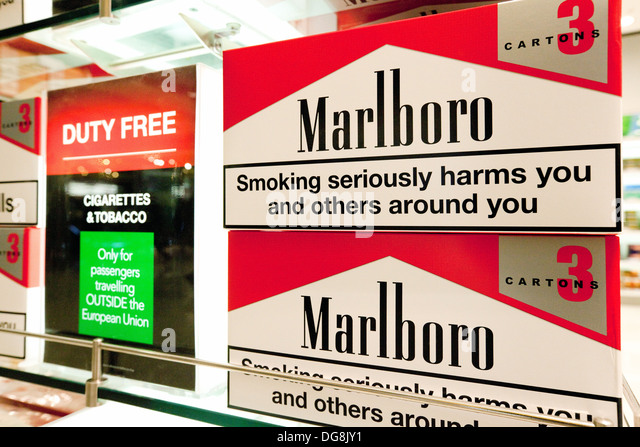 Cigarettes Marlboro price Pennsylvania