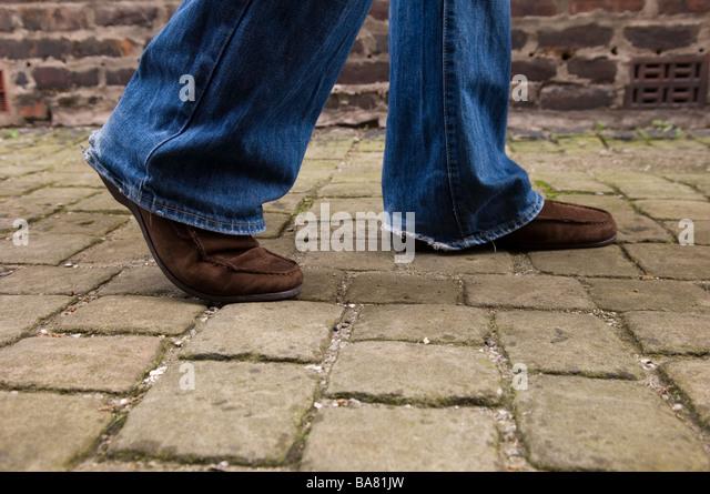 Mens Legs Walking Stock Photos Amp Mens Legs Walking Stock