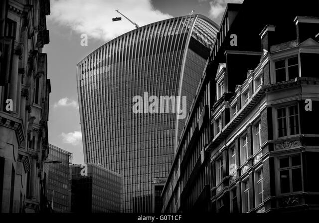 Tallest Police Occupied Building In London