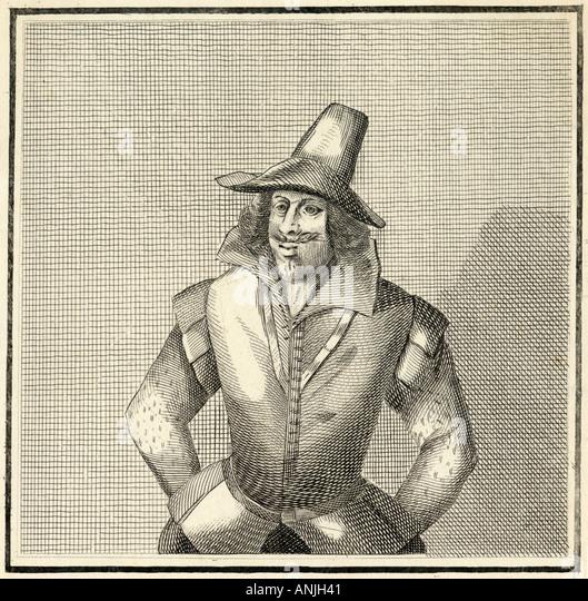 Guy Fawkes Gunpowder - Stock Image