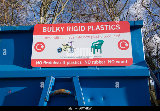 Recycling Waste Management - Stock Image