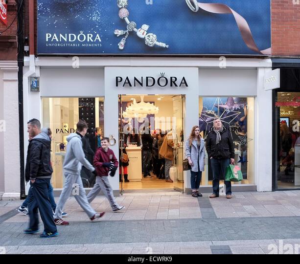 Pandora Shop Rome Italy   IUCN Water
