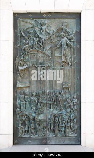 Door relief stock photos images alamy