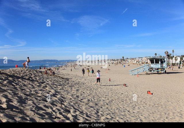 Hermosa Beach, Los Angeles, California, United States of America, North America - Stock-Bilder