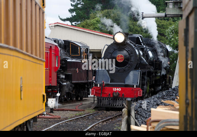 glenbrook vintage railway australia