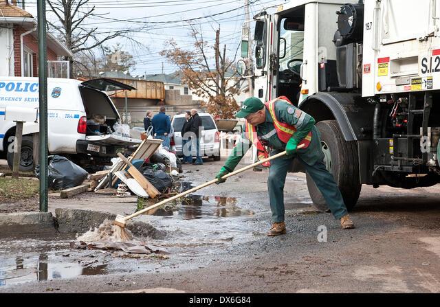 Department Of Sanitation Staten Island  Staten Island Ny