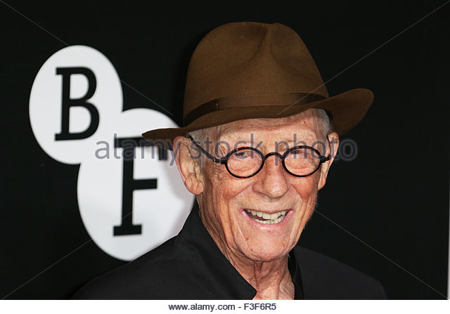 London, Great Britain. October 6th, 2015. UNITED KINGDOM, London: John Hurt attends the BFI Luminous Fundraising - Stock Image