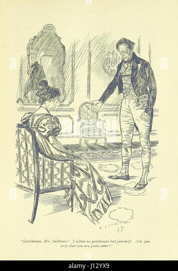 Newton Forster ... With illustrations by E. J. Sullivan, and an introduction by David Hannay - Stock Image