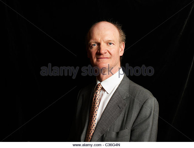David Willetts MP, Minister of State for Universities and Science and author of The Pinch at The Oxford Literary - Stock Image