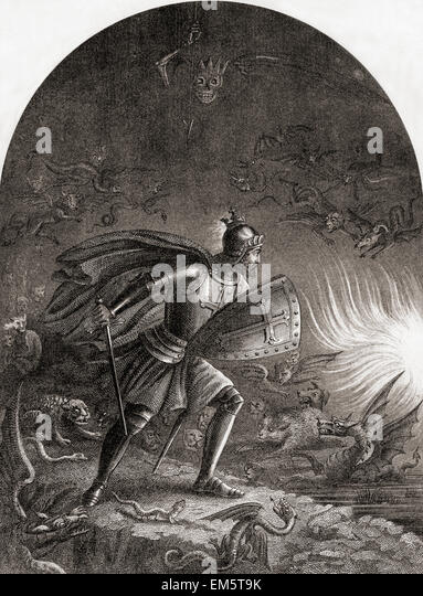 allegory in pilgrim s progress by john bunyan The pilgrim's progress from this world to that which is to come is a christian  allegory written by john bunyan it is regarded as one of the most significant.