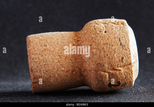 mytik technical champagne cork - Stock Image