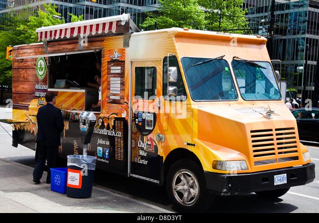 Food Vans South Bank