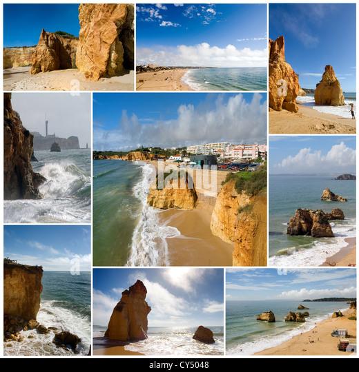 Atlantic Collage Stock Photos & Atlantic Collage Stock