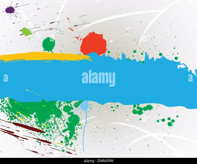 Abstract grunge vector background for design use. - Stock Image