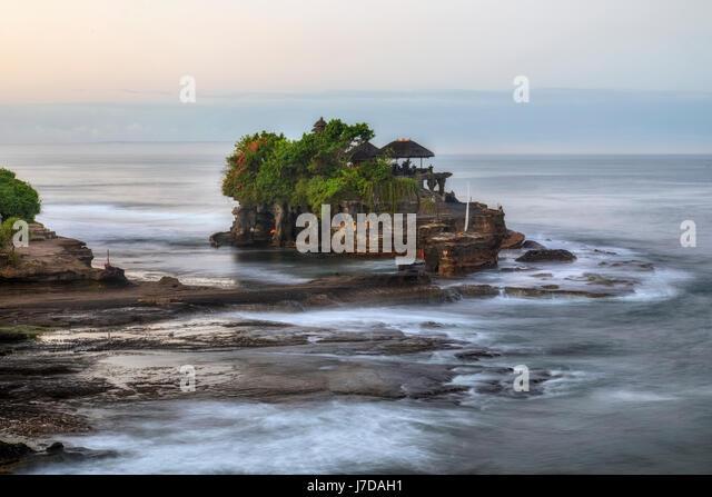 Tanah Lot, Bali, Indonesia, Asia - Stock-Bilder