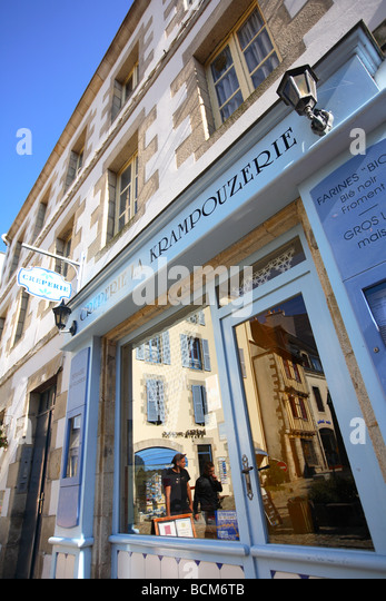 finistere creperie stock photos finistere creperie stock images alamy. Black Bedroom Furniture Sets. Home Design Ideas