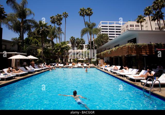 Hollywood Swimming Pool Stock Photos Hollywood Swimming Pool Stock Images Alamy