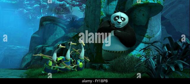 Kung fu panda 3 release date in Brisbane